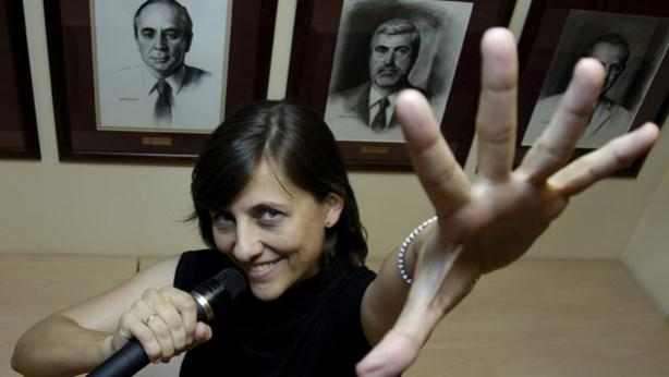 La Dra. Loreto Carmona nos hablará sobre la Reumatología